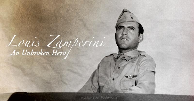 Louis Zamperini: An Unbroken Hero