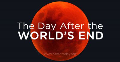 The Day After the World's End