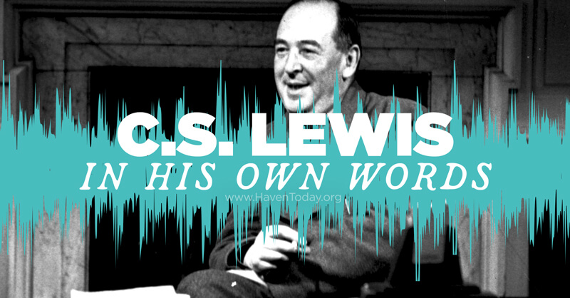 C.S. Lewis in His Own Words