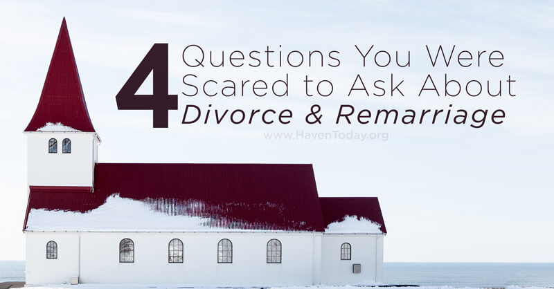 4 Questions You Were Scared to Ask About Divorce and