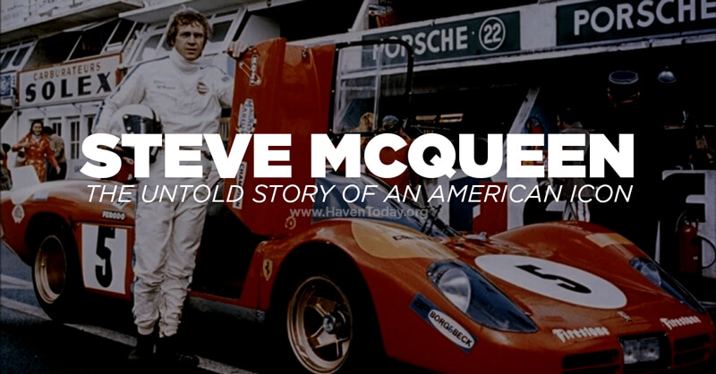 Steve McQueen: The Untold Story of an American Icon