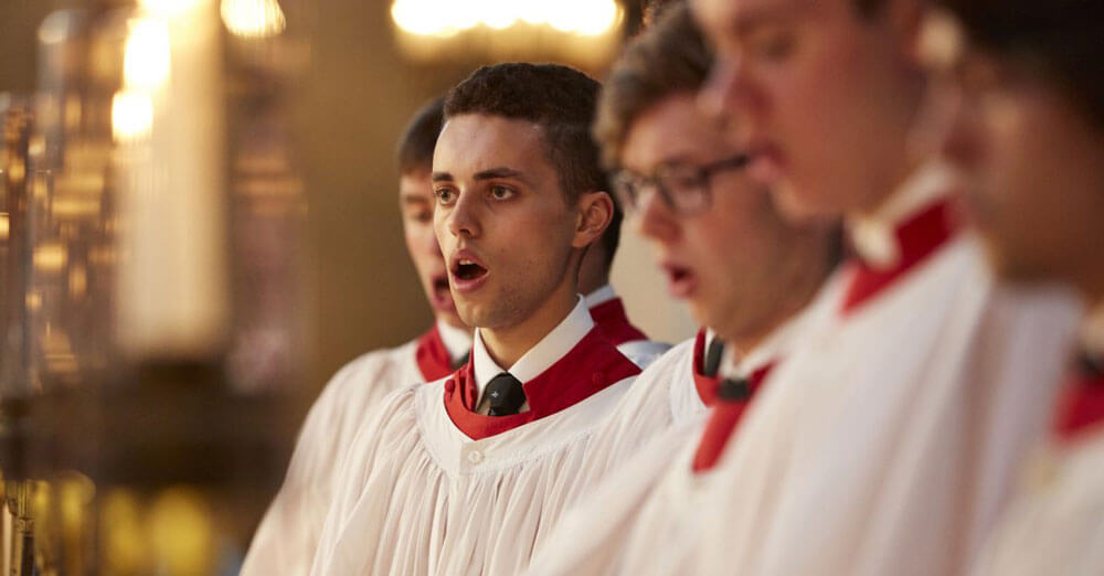 Christmas Carols Sung by King's College Choir