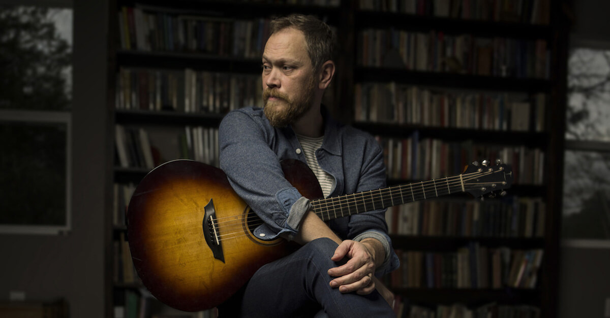 Andrew Peterson On Easter, the Resurrection, and Christ-Haunted Places