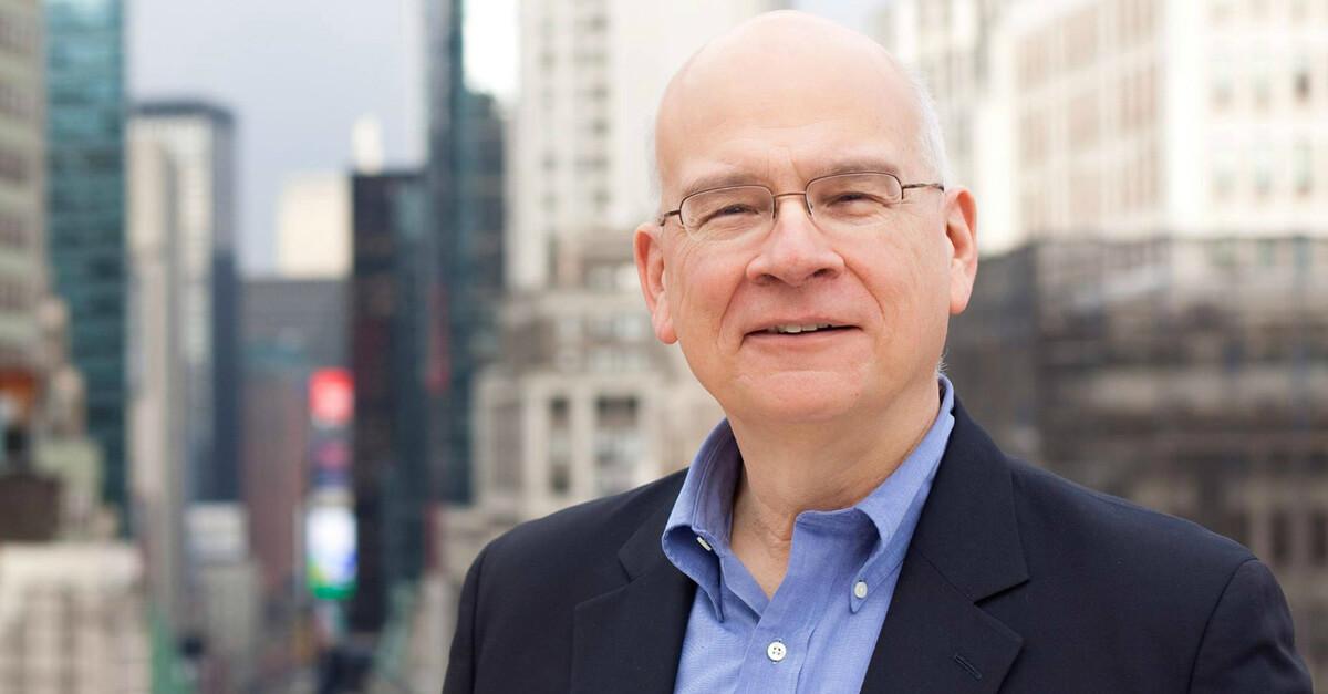 Tim Keller Answers Tough Questions About Faith