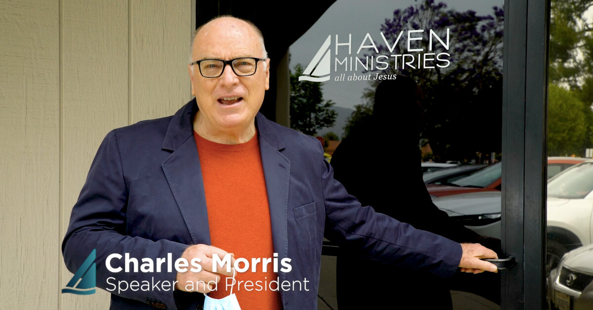 Charles Morris Returns to the Haven Office and Studio