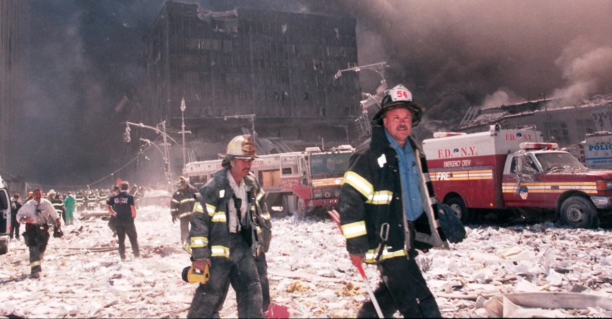 Stories of Faith and Hope on 9/11