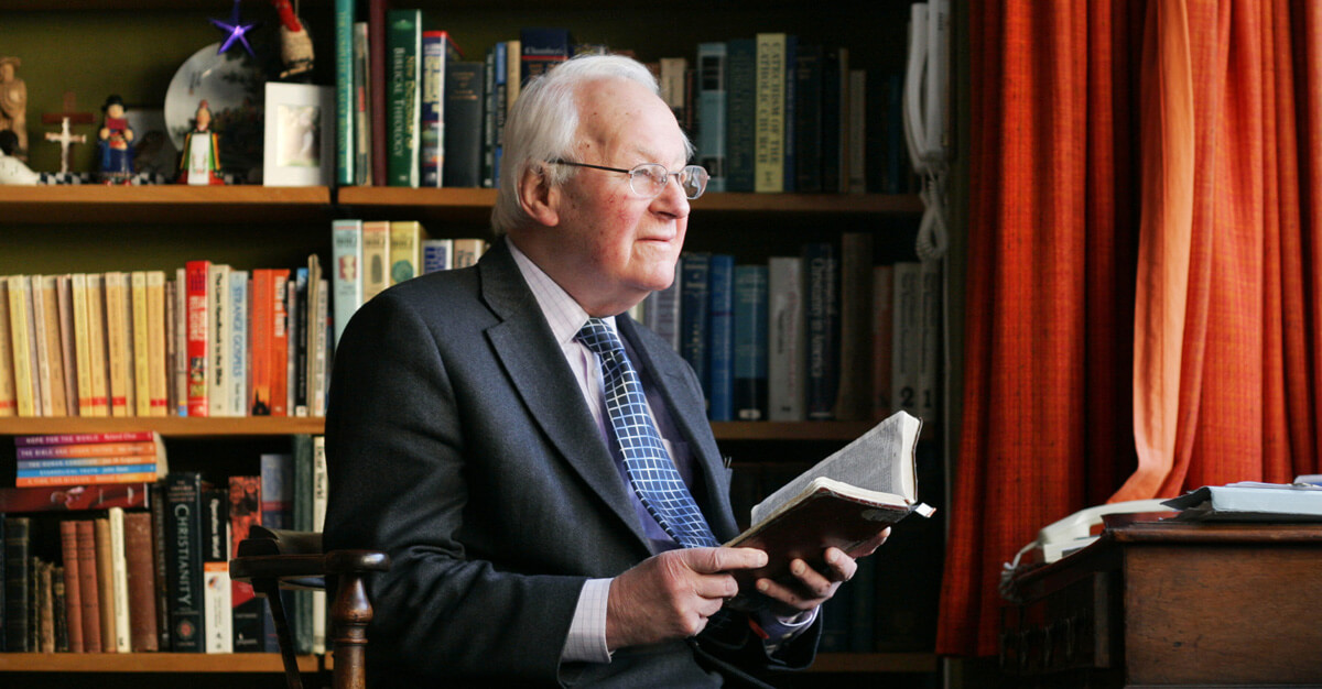 John Stott's Final Interview: Parting Words for the Church